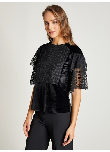 Vekem-Limited Edition Bluz Siyah